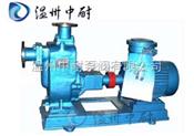 ZX型-ZX型自吸清水泵┃自吸离心泵