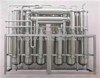 南京双管板多效蒸馏水机厂家