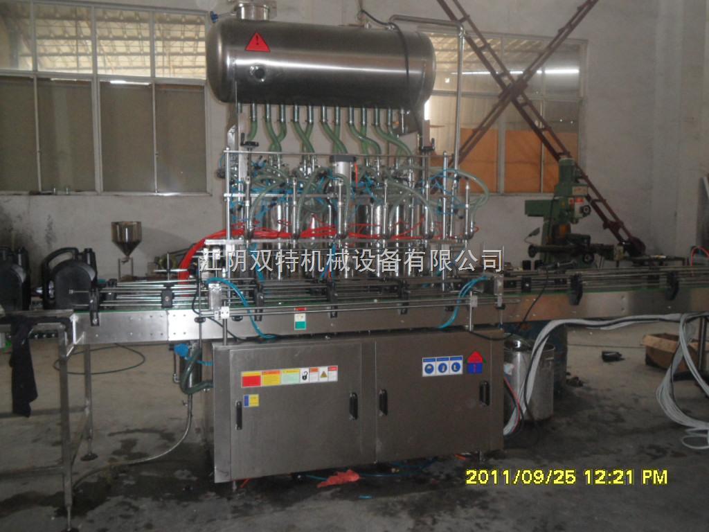 液体灌装黏液灌装机定量灌装机润滑油灌装机