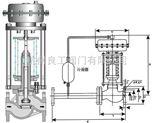 自力式蒸汽压力调节阀|气动单座调节阀|供氮阀
