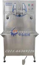 双头半自动食用油灌装机 防冻液灌装机 机油灌装机