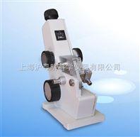 阿貝折射儀2WAJ/上海光學單目阿貝折射儀