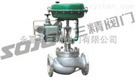调节阀图片系列:ZMAP气动薄膜直通单座调节阀