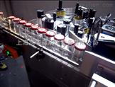 高速圓瓶貼標機 圓瓶站立式貼標機