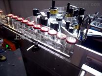 高速圆瓶贴标机 圆瓶站立式贴标机