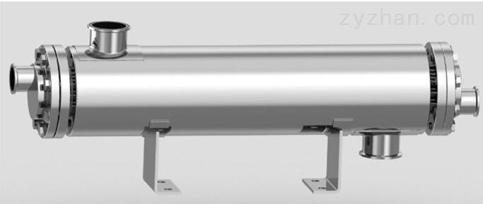 纯化水双管板换热器