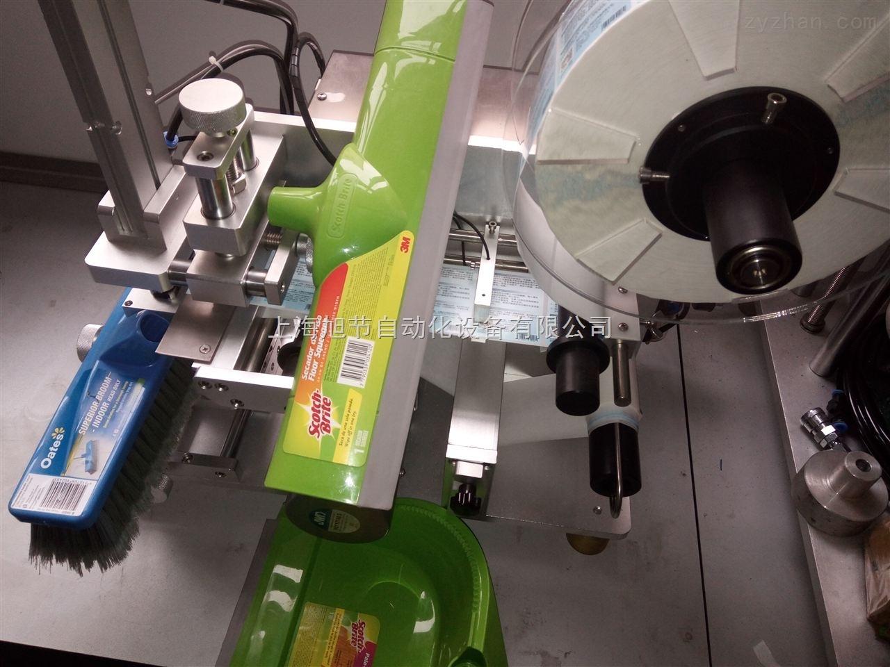 刮水器贴标机器 半自动玻璃刮水器贴标机