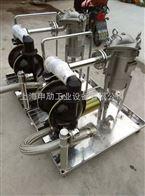 铸造式高压袋式过滤器