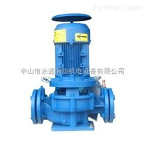 立式直聯離心泵,冷熱水循環泵GD40-30