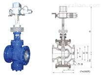 供應YS945H/Y減壓閥,高溫高壓雙座調節閥,電動減壓閥,自力式減壓閥
