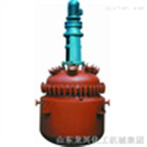 山東龍興 電加熱搪玻璃反應釜