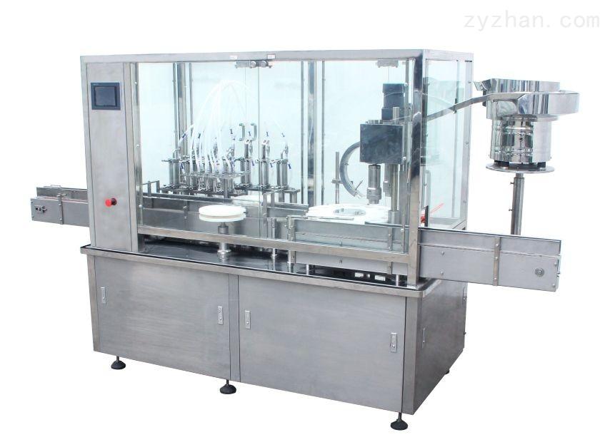 全自动糖浆剂灌装机
