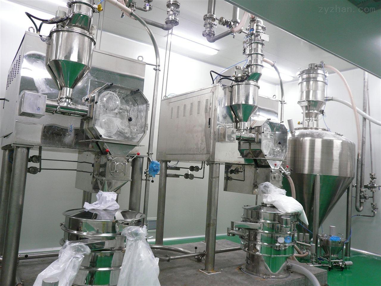 药厂用干法制粒机