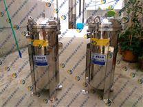 上海熙姚供應不銹鋼圓弧蓋單袋式過濾器