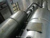 销二手1吨双效不锈钢降膜式蒸发器1200kg/h