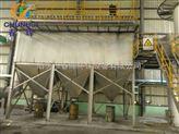 湖南生物质锅炉单机布袋除尘器外形构造