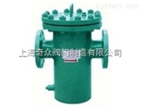 品牌液化气专用阀门 YG07-25天然气桶型过滤器 液化气阀门 DN40 DN50 DN65 DN8