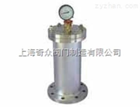 SG9000水锤吸纳器 其他控制阀安全可靠 DN50 80 125 水力控制阀