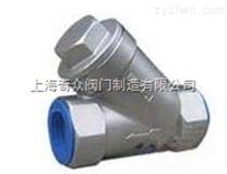 SY11P不锈钢内螺纹过滤器 其他控制阀质优价廉 DN125 DN150 不锈钢螺纹水力控制阀