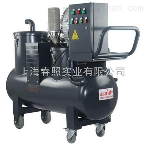 4KW大型工业吸废水吸水吸油机