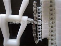 上海帛溢夾瓶鏈板輸送機