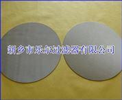 不锈钢金属烧结网滤片