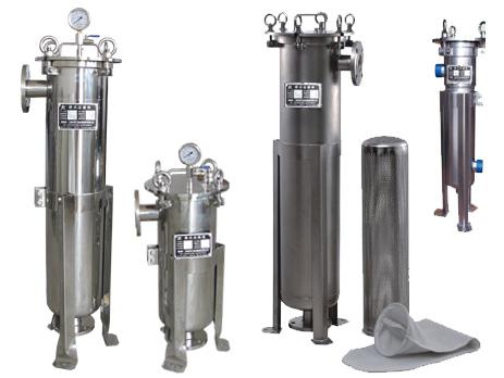 上海钊妍过滤设备从产品设计到制造均精益求精